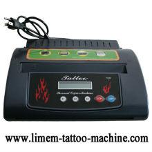 Copieur de pochoir de tatouage, copieur thermique de tatouage, machine de copieur de pochoir