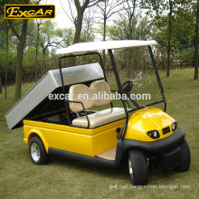 Wholesale 48V 2 Seats electric golf cart for sale Electric Utility Cart With cargo