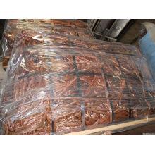 Sucata de fio de cobre de venda quente de fábrica