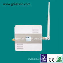 GSM900MHz Mobile Phone Signal Booster/Repeater with Digital LED Panel + Antenna Cable Full Set
