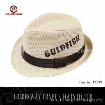 Bonjour Fedora chapeaux bon marché pour les hommes