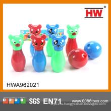 Детская спортивная игрушка Rolling Mini Bowling Toy