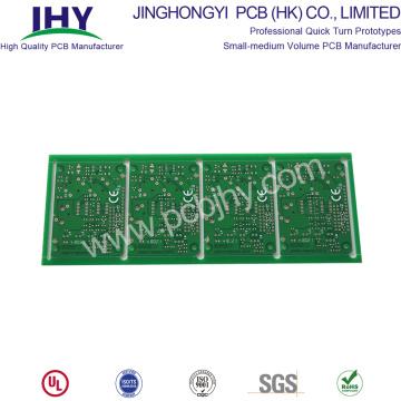 Fabricação e montagem de PCB multicamada de dupla face e baixo custo