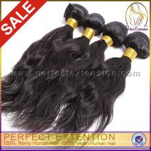 Alle Textur billige 100 % Virgin Remy Extensions weben indonesischen Haar