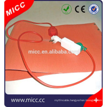 car battery silicone rubber heater