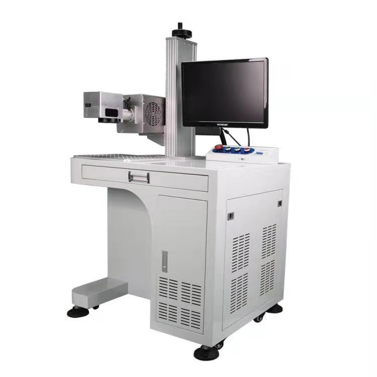 Static UV Laser Marking Machine