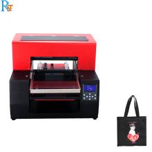 Industrial Canvas Bag Flatbed Printer