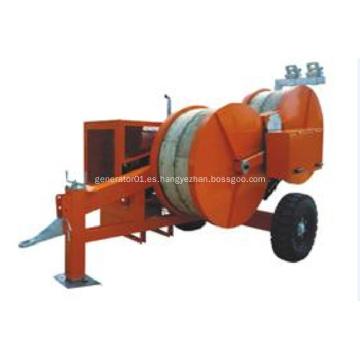 Máquina extractora de cables hidráulicos