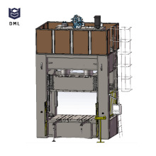 Metal Brake hydraulic Pressing Machine