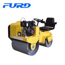 Double Steel Famous Bearing Vibrator Soil Compactor (FYL-850)