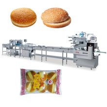Automatic Hamburger Bun Packing Machine
