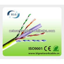 UTP cat6 patch cable con alta velocidad