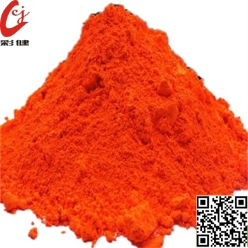 Fluorescence Orange Color Powder