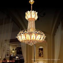 2017 Hotel Crystal or pendentif lumière / lustre pour la fabrication avec UL