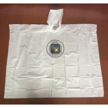 Lightweight White Waterproof EVA Poncho