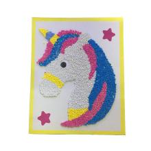 Educational DIY foam sprinkle kit for kidgarden children