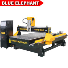 Ele 1325 Cabinet Door Making CNC Router Machine for Wood Carving