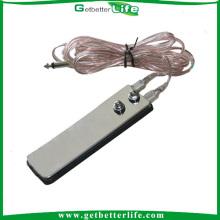 Getbetterlife Superior qualidade fina inox Pedal de Switch