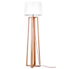 Modern Cross-Shaped Livingroom Wood Floor Lights