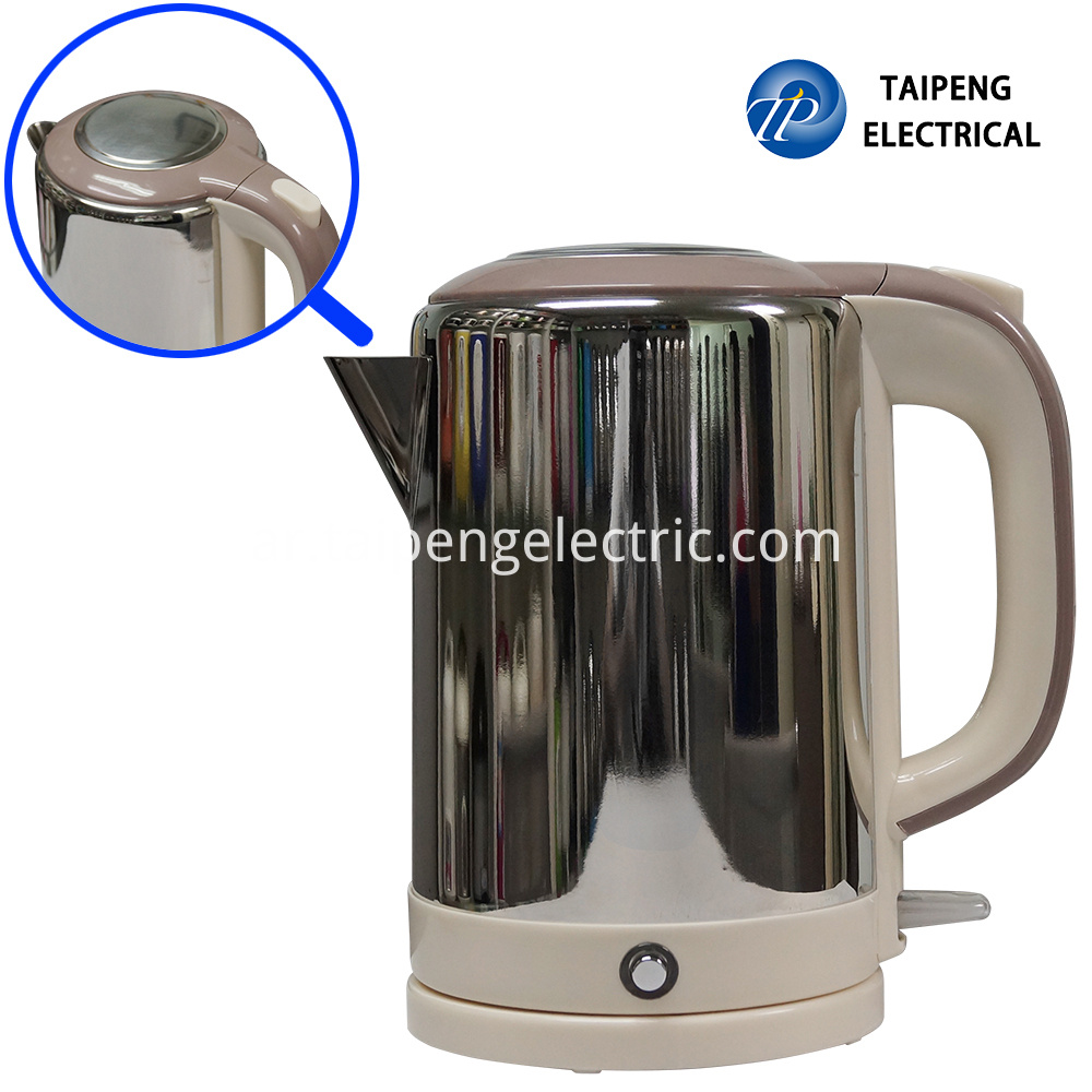 Cylinder Type Electric Water Kettle