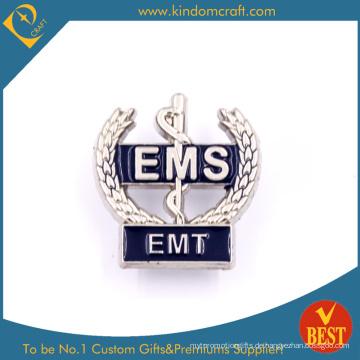 EMT Pin Badge für Souvenir in speziellen Design aus China