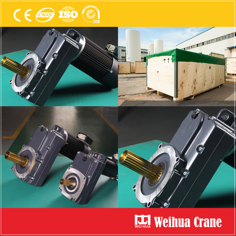 Crane Motor With Reducer