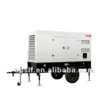 Central eléctrica móvil de la industria AOSIF