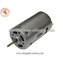 Motor de CC de alta tensión utilizado para la licuadora, mezclador de alimentos, molinillo de soja