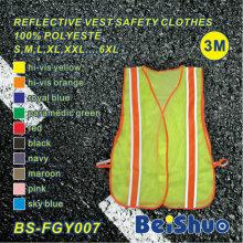 Venda Por Atacado Classic respirável Viz Safety Vest (EN471)