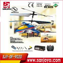 9020 rc hélicoptère à vendre avec gyro 4ch télécommande avatar 4ch mini rc hélicoptère