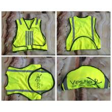 Reflective Cycling Vest/Waistcoat (FBS-RCV001)