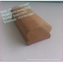 barandilla de madera escalera China