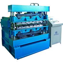 Pressionando e máquina de dobra