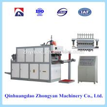 Máquina de termoformagem, copo plástico que faz o preço da máquina