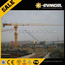Guindaste de torre em topless chinês 10t para venda SCM P125