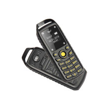 Mini B25 0.66 Inch Screen Very Small Mobile Phone/Dual SIM Card Mini Mobile Phone