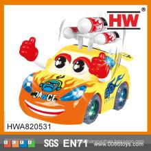 2015 New design musical dancing toy car