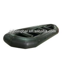 balsa inflable, balsa del PVC, barco de pesca