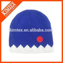 Модная акриловая зимняя спортивная шапочка