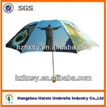 Mode personnalisé fait parapluie