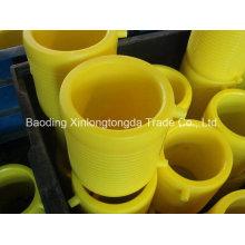 Bucha de nylon de injeção plástica OEM