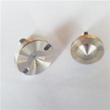 Piezas mecanizadas de tuercas de torneado CNC de acero inoxidable personalizadas
