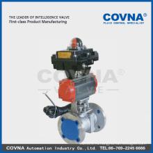 Пневматический пневматический клапан с дистанционным управлением