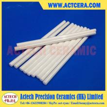 Высокая точность циркония керамические полированные стержней