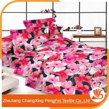 China Lieferant Großhandel weichen Polyester Quilt Stoff mit gutem Preis