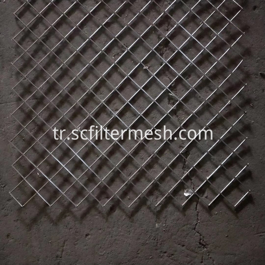 Stainless Steel Mesh Sheet