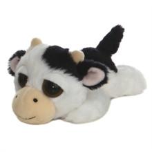 Stuffed cow plush plush cow toys