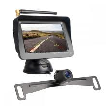 Sistema inalámbrico de cámara de respaldo
