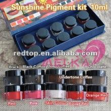 permanent makeup ink
