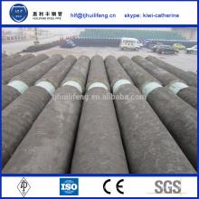 Tube professionnel en acier doublé en ciment St42 A192